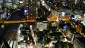东京夜视图timelapse大城市充满活力的都市风景关闭徒升 38095767