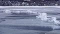 諏訪湖の御神渡り 38107148