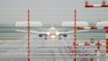 航空機 飛行機 エアポートの動画 38150741