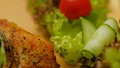 diet food wholesome proper eating chicken salad 38152525
