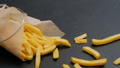 fast food french fries falls unhealthy eating 38152531