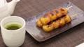 mitarashi dango, dumpling, wagashi 38250798