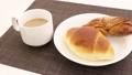 ขนมปัง,กาแฟ,กิน 38250807