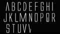アルファベット 手書き 英語 AtoZ Alien League タイプ1 38335274