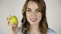 苹果 肖像 吃 38403213