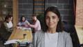 ポートレート 肖像 ビジネスの動画 38568185