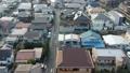 空撮した住宅地の風景 38584140