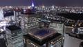 東京 タイムラプス 夜景の動画 38612427