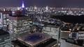 東京 新宿 タイムラプスの動画 38612430