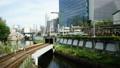 도쿄 교통 이미지 시간 경과 지하철과 JR 오차 노 미즈 역 빵 38653591