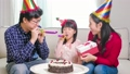 お誕生日 バースデー 誕生日の動画 38671491