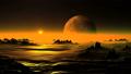 日出 太阳 光环 38723176