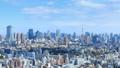東京 タイムラプス 都市の動画 38778396