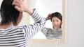 ヘアケア 女性 ヘアスタイルの動画 38791627