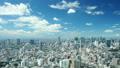 東京 空撮 空の動画 38853214