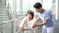 간호 재활 병원 간병인 걷는 의료 이미지 38855738