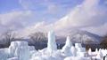 支笏湖氷濤まつり(ティルトアップ) 38894319
