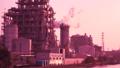 게이 힌 공업 지역 석유 화학 공장 확대 카라구레 39011303
