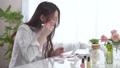 ビューティー 女性 歯磨きの動画 39024519