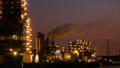 게이 힌 공업 지대 석유 콤비나트 석유 화학 공장 시간 경과 확대 39052882