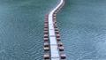 奥多摩の浮橋 39142339