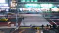 新宿 駅前 夜の動画 39203294