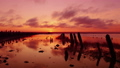 Sunset on the lake 39291273