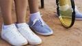 footwear, shoes, sitting 39344459