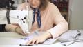 ソーイング 裁縫 デザイナーの動画 39362667