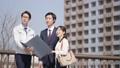 ビジネスマン 不動産 ビジネスウーマン 建設業 ビジネス イメージ 39479952