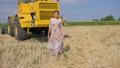 farm, field, woman 39490561