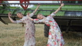 field, villager, women 39497706