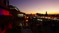 Famous Jemaa el Fna square at sunset, Marrakesh 39514731