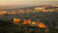 Medina in Fes at sunset, Morocco, timelapse 39514735