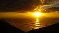 Sunset in Atlantic ocean, Morocco coast, timelapse 39514739