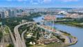 船 桥 城市风光 39517928
