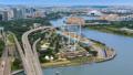 船 桥 城市风光 39517930