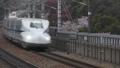 커브를 달리는 신칸센 39540745