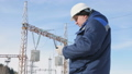Engineer at electric power station 39678482
