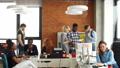 ビジネス オフィス チームワークの動画 39703943