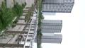 都市風景 多摩川 動物の動画 39732230