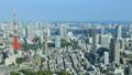 東京 タイムラプス 東京タワーの動画 39773845