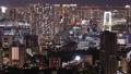 東京 タイムラプス レインボーブリッジの動画 39828355