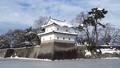 雪の新発田城二の丸隅櫓 39900865