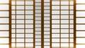 미닫이 일본 문화 종이 전통 루프 39920063