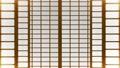 미닫이 일본 문화 종이 전통 루프 39920064