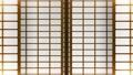 미닫이 일본 문화 종이 전통 루프 39920066