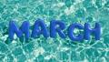 三月 3月 游泳 39938457