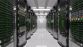 Modern working server room 39956720