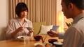 一對夫婦吃晚飯 39958046